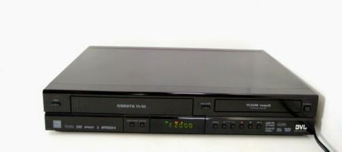 TESTED JVC DVD/VCR Player/Recorder VHS Remote