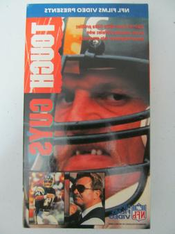 TOUGH GUYS NFL Films  Used Mike Ditka 7 Player Profiles